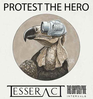 Protest The Hero @ Esch sur Alzette