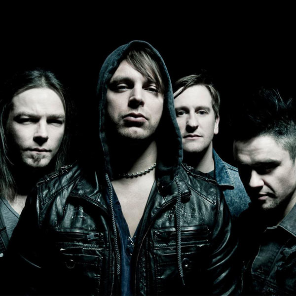 Bullet For My Valentine @ Esch sur Alzette