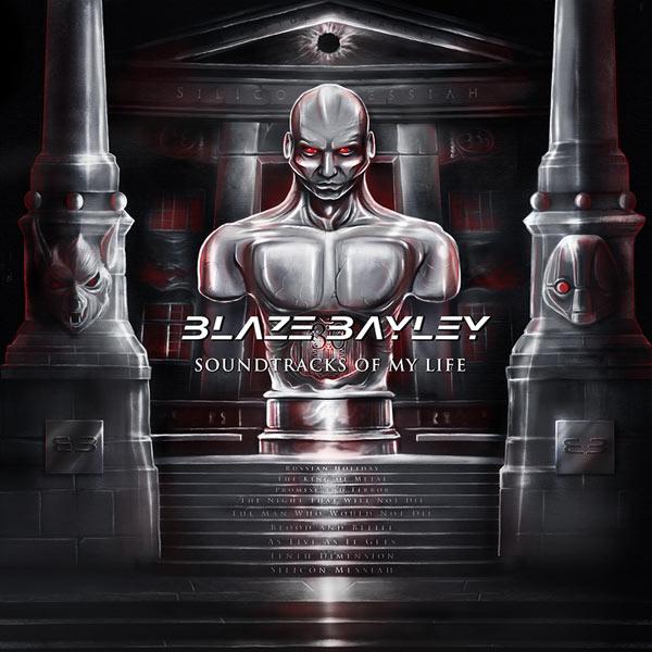 Blaze Bayley @ Pagney