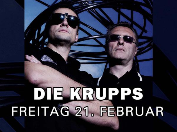 Die Krupps @ Pratteln