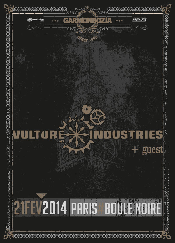 Vulture Industries @ Paris