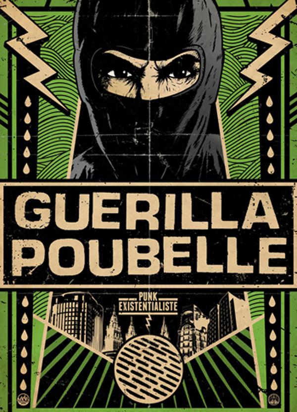 Guerilla Poubelle @ BRETIGNY SUR ORGE