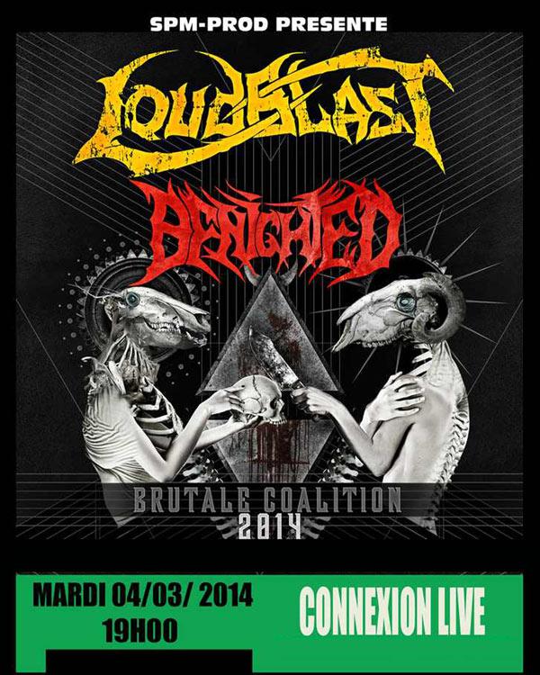 Loudblast @ Toulouse