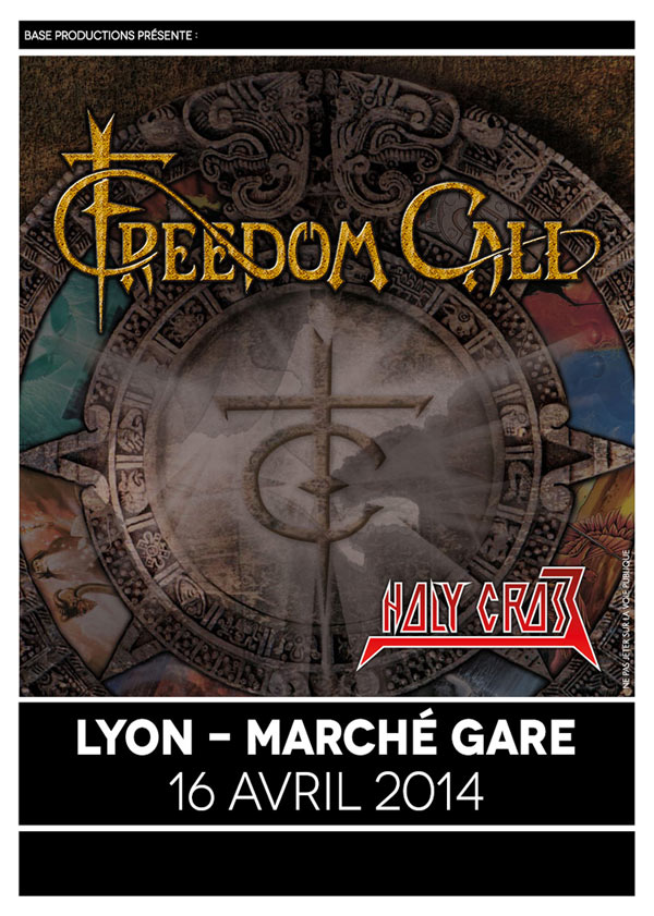 Freedom Call @ Lyon