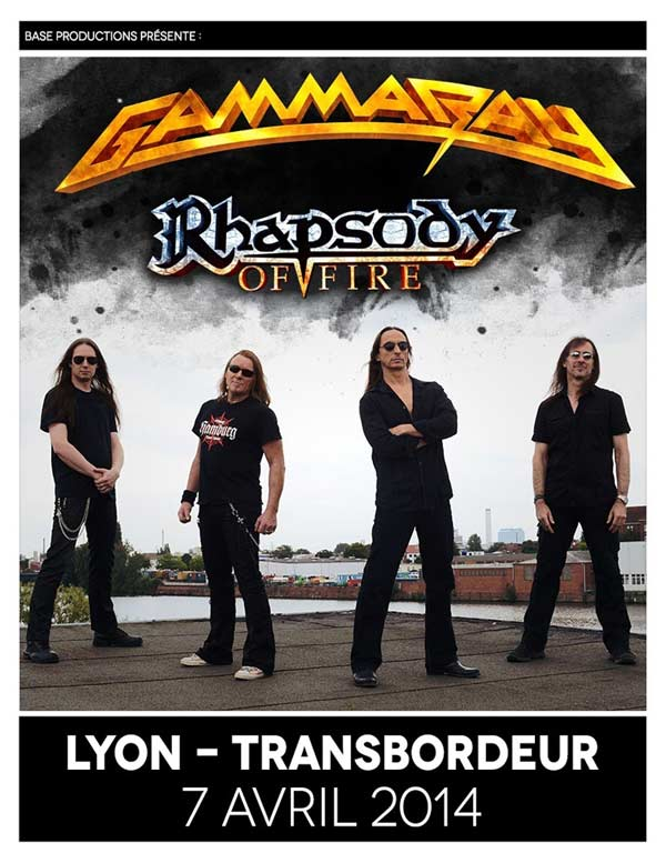 Gamma Ray @ Lyon