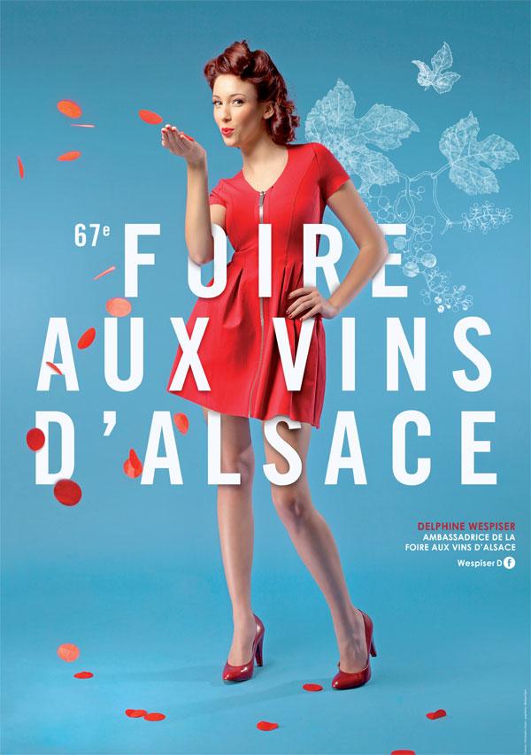 FOIRE AUX VINS D'ALSACE 2014 @ Colmar