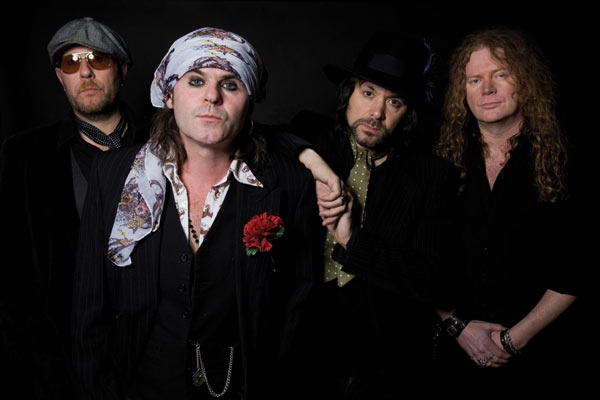 The Quireboys @ Vauréal
