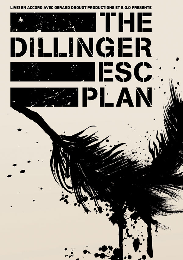 The Dillinger Escape Plan @ Colmar