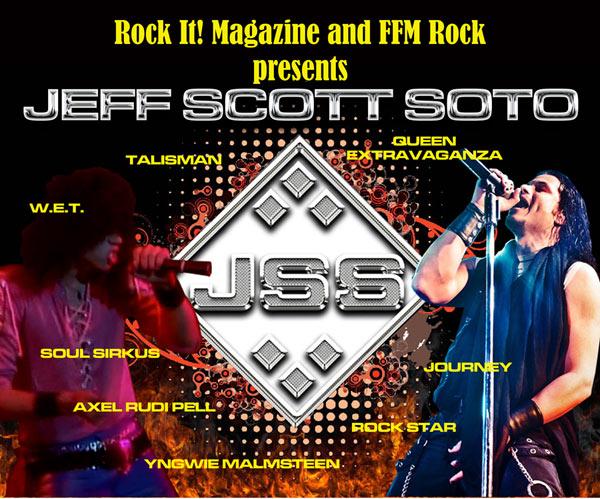 Jeff Scott Soto @ Colmar