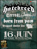 Hatebreed @ Paris