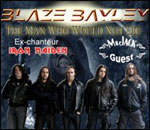 Blaze Bayley @ Paris