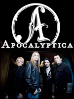 Apocalyptica @ Luxembourg
