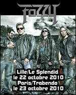 Fozzy @ Paris
