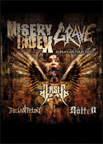 Misery Index @ Luynes