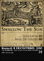 Swallow The Sun @ Luynes