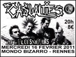 The Casualties @ Rennes