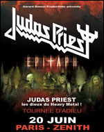 Judas Priest @ Paris