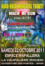 Machine Gun @ La Vaupaliere