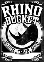 Rhino Bucket @ Beauvais