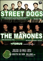 Street Dogs @ Billère