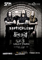 Septicflesh @ Toulouse