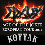 Edguy @ Paris