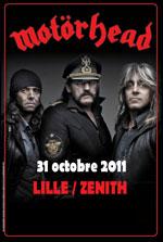 Motorhead @ Lille