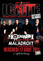 Ignite @ Paris
