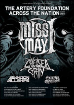 Miss May I @ Paris