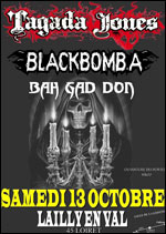 Black Bomb A @ Lailly En Val