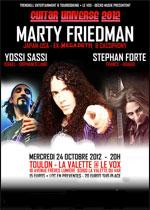 Stephan Forte @ La Valette