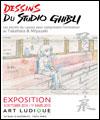 Réservation DESSINS DU STUDIO GHIBLI